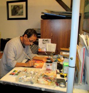 Ami Ray & Paul Ray — Hull Times Artist Portraits