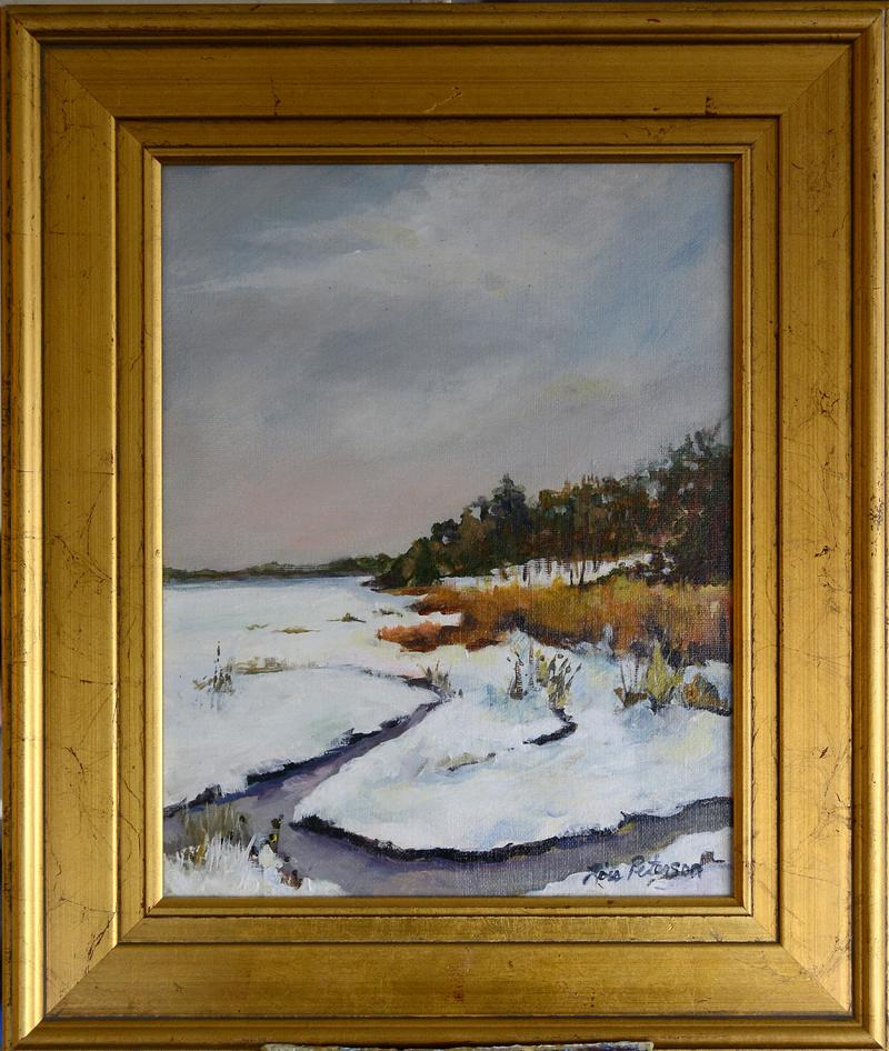 Peterson_Bare Cove In Winter_Web