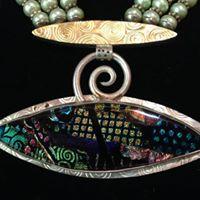 messenger necklace