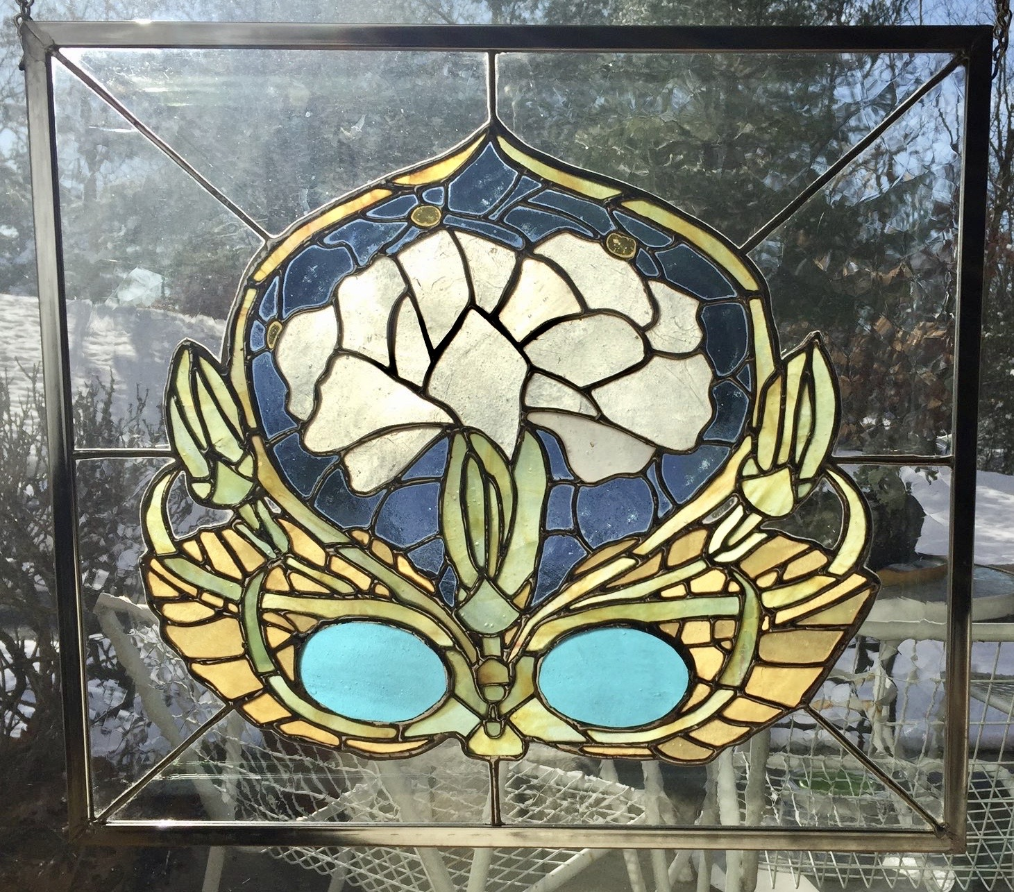sylviastained glass